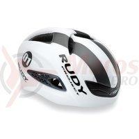 Casca Rudy Project Boost 01 alb/grafit 59-61 cm