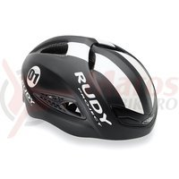 Casca Rudy Project Boost 01 negru/alb 54-58 cm