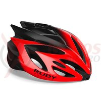 Casca Rudy Project Rush red/black