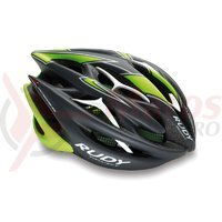 Casca Rudy Project Sterling graphite/lime fluo 59-61 cm