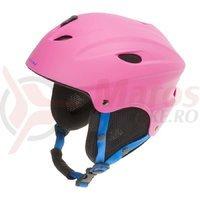 Casca Ski/Snowboard Ventura roz mat 58-61 cm