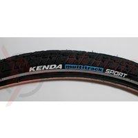 Cauciuc Kenda 700x38C K830 BK/BK/RT