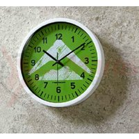 Ceas de perete Merida verde 32 cm