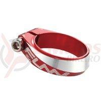 Colier tija sa Funn Frodon aluminiu 6061-T6 30.0 mm rosu anodizat