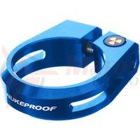 Colier tija sa Nukeproof Horizon 34.9 mm albastru