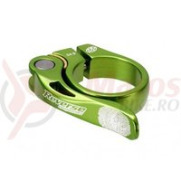 Colier tija sa Reverse Long Life 34.9mm verde deschis