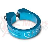Colier tija sa RFR 34.9mm albastru