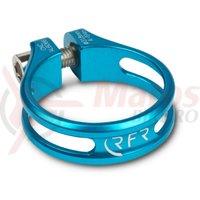 Colier tija sa RFR ultralight 31.8mm albastru