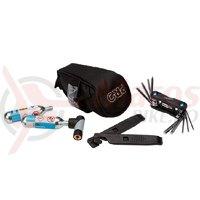 Combipack Pro CO2 incl. saddlebag/CO2 cartridges/minitool