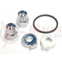 Componente Shimano pentru butuc Alfine DI2 Saiba anti-rotire pentru Dropout Standard (7R/7L)