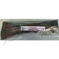 Componente Shimano WH-M9000/M9020-TL/F15/R/R12-275 279mm 28 Buc