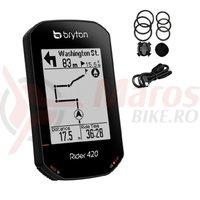 Computer Bryton Rider 420E GPS doar computer