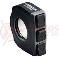Comutator Shimano Steps SW-E6000 Pentru asistare la mers (setare initiala) negru
