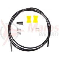 Conducta hidraulica Shimano SM-BH59-JK-SS 1700mm cu conector TL-BH61 neagra