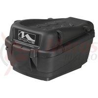 Cutie portbagaj M-Wave AMSTERDAM EASY BOX 7.5l neagra