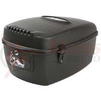Cutie portbagaj plastic M-Wave 17l Amsterdam Box L
