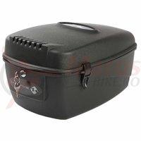 Cutie portbagaj plastic M-Wave Amsterdam Box L 17l