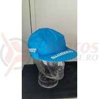 Cycling cap Shimano Blue