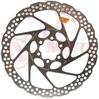 Disc frana Shimano SM-RT56-M 180mm cu 6 suruburi pentru placute resin