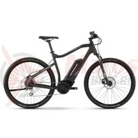 E-Bike Haibike Sduro Cross 1.0 400Wh BAPP black/titan/grey matt 2019