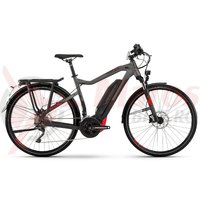 E-Bike Haibike Sduro Trekking S 8.0 Men 500Wh YWC black/titan/red matt 2020
