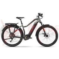 E-Bike Haibike Sduro Trekking S 9.0 Women 500Wh BPI black/titan/red matt 2020