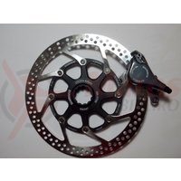 Etrier frana pe disc + Rotor Shimano XTR BR-M965 Fata Hidraulica