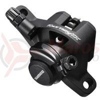 Etrier frana pe disc Shimano Tourney BR-TX805 fata sau spate mecanica fara adaptor negru