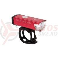Far Cube RFR Power Light 300 USB led alb carcasa rosie