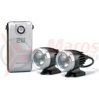 Far fata Topeak WhiteLite HP 2W Dual TMS030-EU