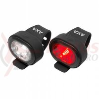 Far + stop AXA Comet X 1 LED