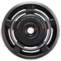 Foaie Shimano SM-CRE60 44T Cu CG (dublu) pentru steps FC-E6000 Neagra/Gri