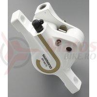 Frana pe disc Shimano BR-M575W alb