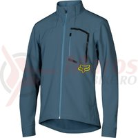 Geaca Fox Attack Fire jacket blu stl