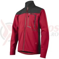 Geaca Fox Attack Fire Softshell jacket drk red