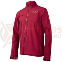 Geaca Fox Attack Pro Water jacket drk red