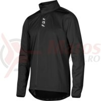Geaca Fox Attack Thermo jersey blk