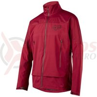 Geaca Fox Attack Water jacket drk red