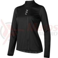 Geaca Fox Womens Attack Thermo jersey black