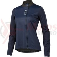 Geaca Fox Womens Attack Thermo jersey navy