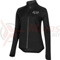 Geaca Fox Womens Attack Water jacket black