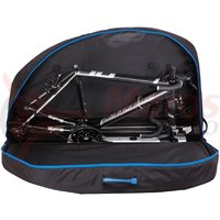 Geanta transport biciclete THULE ROUNDTRIP PRO XT perete lateral moale