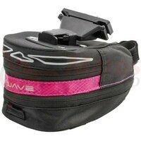 Gentuta prindere tija sa, M-Wave, negru/roz