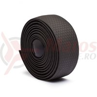 Ghidolina Fabric Silicone Bar tape neagra
