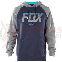 Hanorac Fox Katch Pullover fleece pewter