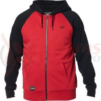 Hanorac Legacy Sherpa blk/red