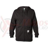 Hanorac Shift 3Lue Label Zip Fleece black