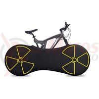 "Husa bicicleta VELOSOCK ""Radioactive"""