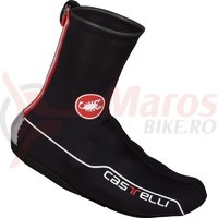 Huse pantofi Castelli Diluvio 2 All-Road negre