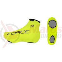 Huse pantofi Force Incision Fluo-Black